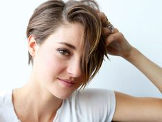 Which Celebrity Hairstyle Should You Steal? Shailene Woodley: Shai's pixie cut is the hairstyle for you. You rarely ever take the time to really do your hair, so a short hairstyle is the way to go. Plus, all that time you spend not focusing on your hair gives you that much more time to do what really matters- picking out the cutest outfits.