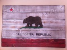 30x20 California State Flag by WestCoastPatriot on Etsy, $99.00
