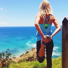 Stretch it out Follow us on Instagram @Lorna Jane xx