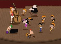 When its holiday episode paid tribute to Peanuts 15 Times Phineas And Ferb Proved It Was The Smartest Show Out There Disney Xd, Disney Memes, Disney And Dreamworks, Disney Pixar, Phineas And Ferb Memes, Disney And More, Disney Channel, My Childhood, Animated Gif