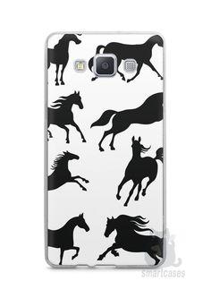 Capa Samsung A5 Cavalos #2 - SmartCases - Acessórios para celulares e tablets :)