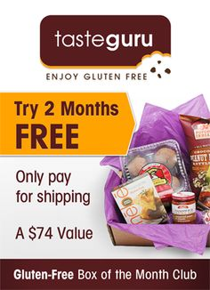 The Nikolai Nuthouse – TasteGuru – Gluten Free Food Club – 2 Months Free!