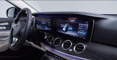 New Benz E class