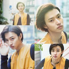 "Kento Yamazaki, magazine ""Girl"" June issue"