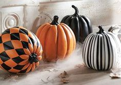 Nothing screams Halloween like these gorgeous beauties! Fun to decorate and even more beautiful to use on your front porch!