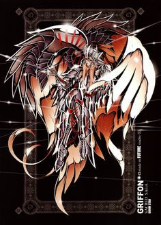 Griffon Minos ( #Saint_Seiya - Masami Kurumada / Toei ) Future Studio Sacred Saga