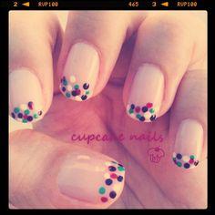 Nails dots