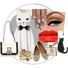 A fashion look from May 2013 featuring flat pumps, purse shoulder bag and stone jewellery. Browse and shop related looks. Shoe Bag, Polyvore, Accessories, Shopping, Collection, Shoes, Design, Women, Fashion