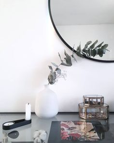 💫 . . . . . #design #interior #decoration #picoftheday #france #hay #sostrenegrene #habitat #sezane #amenapih #hipanema #ikea #mirror #candle #vase #graphicdesign #eucalyptus #jewelry #cotton #home #deco #homedecor #interiordesign #lyon Ikea, Lyon, Vase, Candles, Graphic Design, Interior Design, Mirror, Furniture, Home Decor