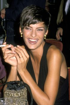 Linda Evangelista, 1989: When she cut it all off, many houses canceled her upcoming shows. No matter, by the next year she wasn't waking up for less than $10,000.