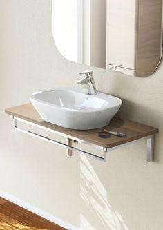 Mobile lavabo per lavatrice con armadio LAVANDERIA 1 - LEGNOBAGNO ...