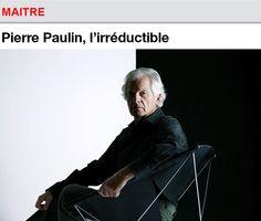 Pierre Paulin a marqué l'histoire du design français pendant la seconde moitié du XXe siècle. Le Centre Pompidou lui consacre aujourd'hui une rétrospective. Intramuros revient sur la carrière d'un designer hors du commun...
