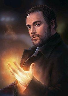 Crowley by Lunart
