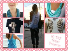 Re-purpose Your Old T-Shirts Into High Fashion!  http://reviewsbypink.com/re-purpose-old-t-shirts-high-fashion/?utm_campaign=coschedule&utm_source=pinterest&utm_medium=More%20Than%20Just%20Reviews%20By%20Pink%20(sweepstakes%20and%20Instant%20Win%20Games)&utm_content=Re-purpose%20Your%20Old%20T-Shirts%20Into%20High%20Fashion!%20