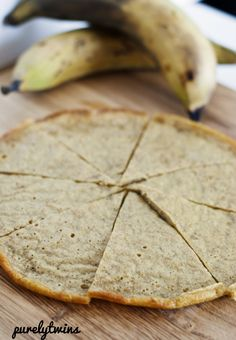 AIP Vegan Plantain flatbread 1 large green plantain (about 7oz) 1/2 cup water 1 tablespoon coconut oil or ghee 1/2-1 teaspoon sea salt (depends on salty you like things)///     Plantain/banana pancakes 1 banana or plantain, 2 tbs coconut flour, 1 - 2 tbs arrowroot powder, cinnamon, vanilla, salt and coconut. Make 4 pancakes - very delish!
