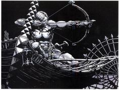 Conan by Barry Windsor-Smith