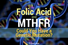 In one of her most widely-read posts, Dr. Doni Wilson covers the basics of MTHFR and folic acid. She gives an overview of genetic mutations, how they might affect you, and the actions you might take if you find out that you have an MTHFR mutation. Insomnia Causes, Anxiety Causes, Natural Blood Pressure, Lower Blood Pressure, Essential Oils For Headaches, Natural Headache Remedies, Asthma Remedies, Thyroid Issues, Neurotransmitters