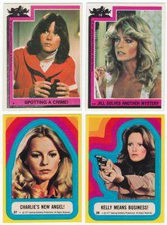 """1977 CHARLIE/'S ANGELS Vinyl Picture Picture 8x10/"""" Bi-Rite Enterprises"""