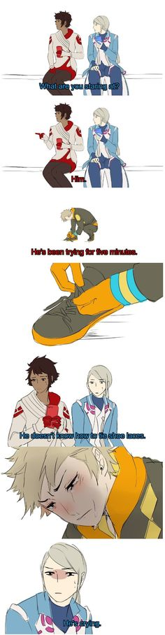 Poor Spark. That face in the end, lol. - 9GAG