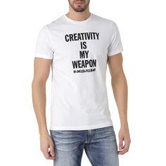 Diesel t-shirt on www.Vente-Exclusive.com
