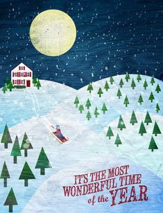 Its the most wonderful time of the year quotes quote art illustration christmas merry christmas merry x-mas christmas pictures xmas christmas images christmas decorations happy holidays christmas quotes christmas art