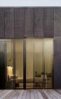 Windows and wood