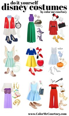 Cute Easy Diy Disney Costumes - Diy Disney Easy Halloween Costumes Color Me Courtney Converse 19 On Halloween Outfits Disney Halloween Costumes Disney Costumes For Girls Of All Ages . Princess Inspired Outfits, Disney Princess Costumes, Disney Inspired Fashion, Disney Halloween Costumes, Halloween Outfits, Disney Costumes For Women, Disney Characters Costumes, Teen Costumes, Woman Costumes