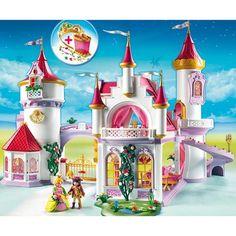 Palais de Princesse PLAYMOBIL 99,00 € chez King Jouets CDISCOUNT 97?75 € http://www.cdiscount.com/juniors/jeux-et-jouets-par-type/playmobil-palais-de-princesse/f-120060204-pl5142.html
