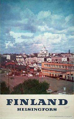 Helsinki-juliste 1957