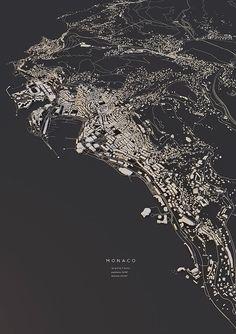 """Curioos.com   """"Monaco"""" by Luis Dilger (Germany) - https://pinterest.com/curioos"""