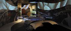Home SPA concept designed by Alberto Apostoli