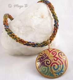 polymer clay jewelry - Google Search
