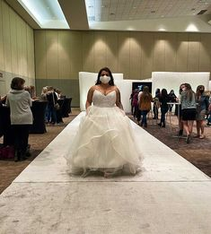 Curvy ballgown at the Aisle of Style Fashion Show Style Fashion, Fashion Show, Bridal Show, Twin Cities, Wedding Vendors, Ball Gowns, Wedding Planning, Curvy, Guys