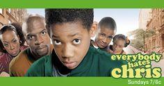 Chris Rock | Chris Rock é um dos mais famosos comediantes da TV.