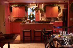 Nora Murphy Country House - Country House Kitchen