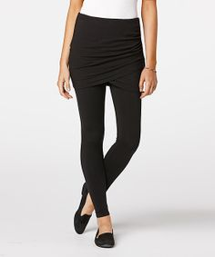 I love these! Just wearing leggings feels too naked to me and wearing shorts over them makes me feel dorky.