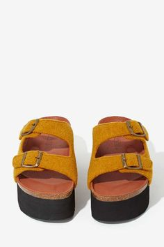Sixty Seven True Form Sandal - Shoes | Sandals | Flats