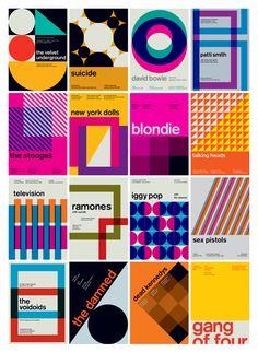1980s graphic design styles - Google Search