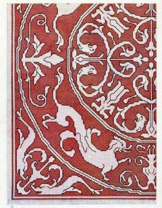 This classic pattern book contains many Assisi embroidery designs and general directions on how to work this style of hand embroideries, featuring 23 color plates. Blackwork Embroidery, Silk Ribbon Embroidery, Cross Stitch Embroidery, Embroidery Stitches, Embroidery Patterns, Hand Embroidery, Plan Bee, Altar Cloth, Square Patterns