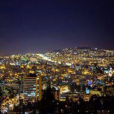 Quito Vista Nocturna