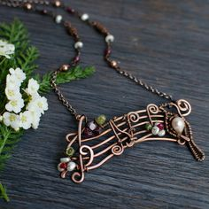 Music as jewelry