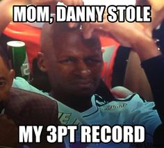 Ray Allen's 22 3-pt NBA Finals record is beat by Danny Green of the San Antonio Spurs with 23 as of June 15, 2013.