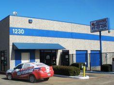 Self Storage Plano TX   1230 Shiloh Rd. Plano, TX 75074