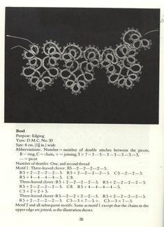 (1) Gallery.ru / Фото #19 - Tatting Patterns and Designs Blomqvist&Persson - mula