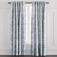 wholeHome CLASSIC(TM/MC) 'Grace' Lined Jacquard Back-Tab Panel - Sears | Sears Canada