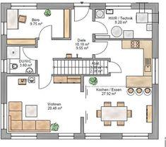 Lifestyle 163 Floorplan 1