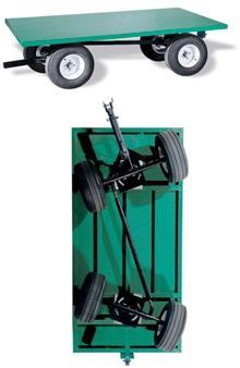 Tractors 595460381956711914 - Small Four-Wheel Steering Trailer Source by stephaneferrat Bike Trailer, Utility Trailer, Metal Projects, Welding Projects, Craft Projects, Train Routier, Chariot Manutention, Atv Trailers, Metal Shop