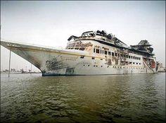 shipwrecks | Wrecks in Google Earth - Rebreather World