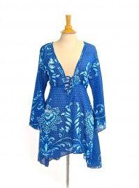 Gipsy Ibiza Lilly Lotus   tuniek jurk   Tuniek Jurken   GIPSY IBIZA