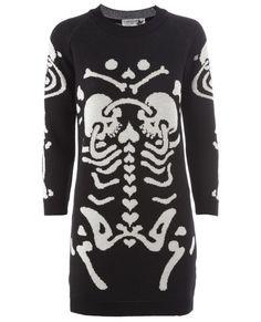 Skeleton Dress
